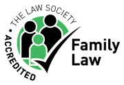 Accredited Family Law solicitors