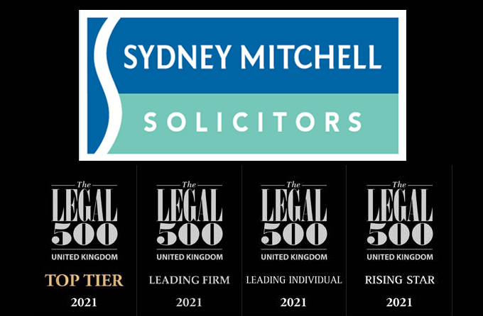 Sydney Mitchell Legal 500 Top Tier