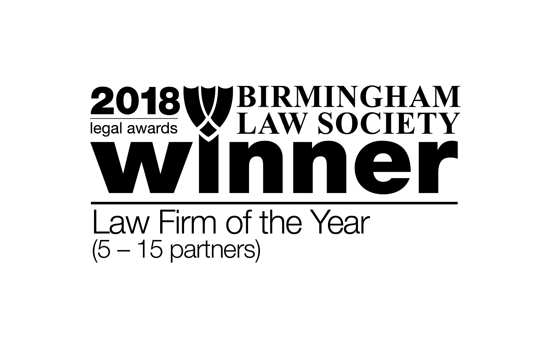 Birmingham Law Society Awards 2018