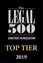 Top Tier Legal 500