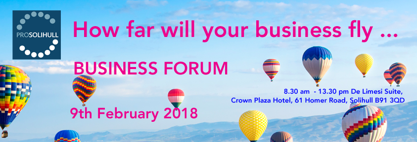 Business life cycle - help and advice on business growth business forum event Solihull