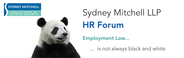 HR Forum - Sydney Mitchell