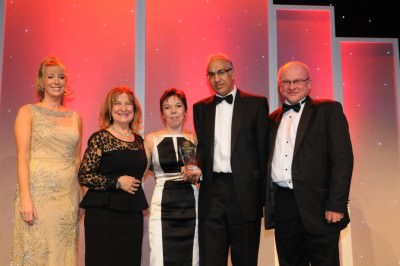 Birmingham Law Society 2013 Award Winners Sydney Mitchell LLP