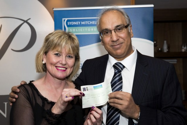 Sydney Mitchell LLP raises £10000 for charity