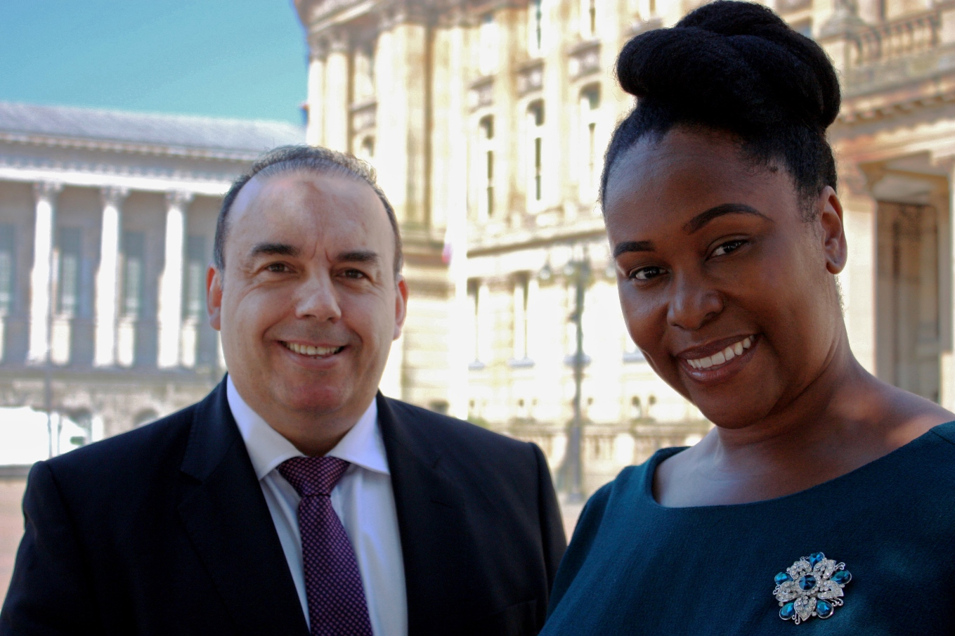 Dean Parnell and Jade Linton Associate Sydney Mitchell Promotion