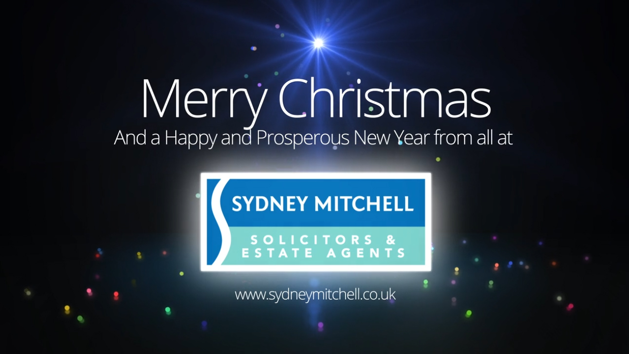 Merry Christmas from all at Syndey Mitchell LLP