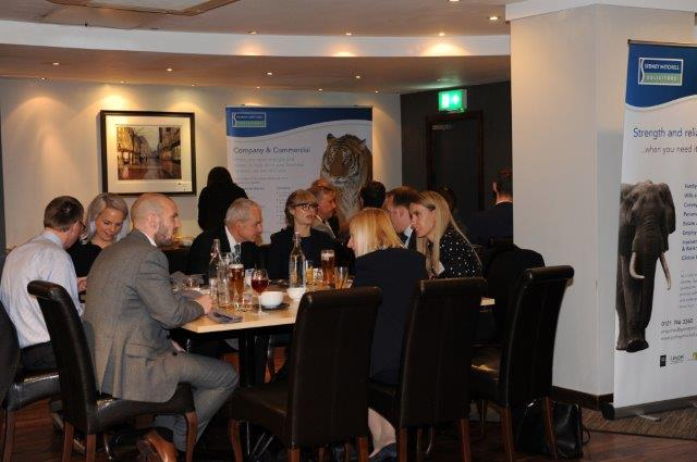 Movers and Shakers Networking event in Birmingham