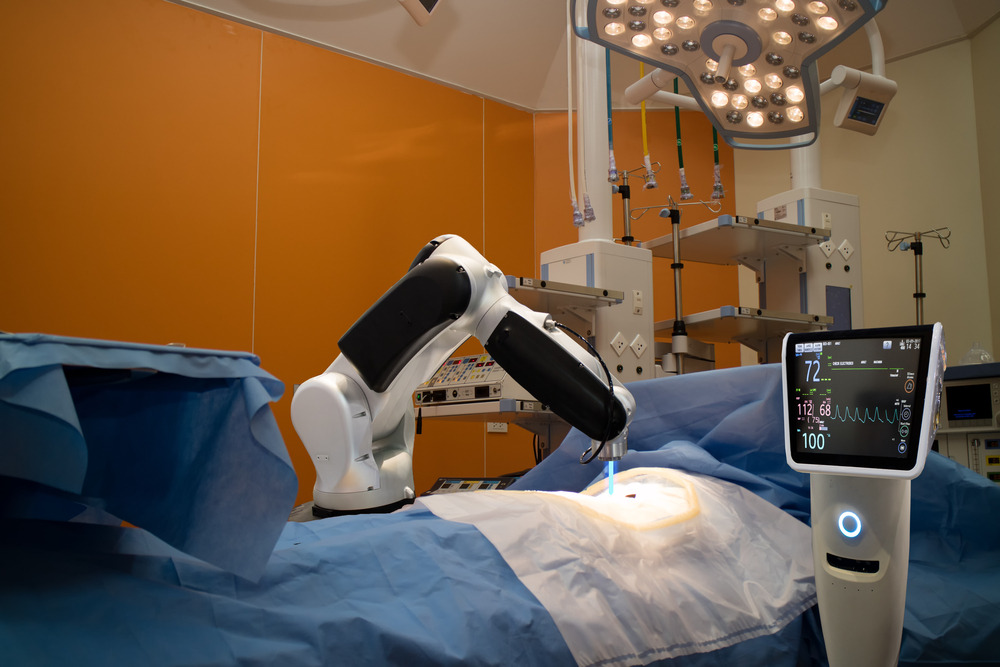 When robotic operations go wrong - legal help Sydney Mitchell LLP