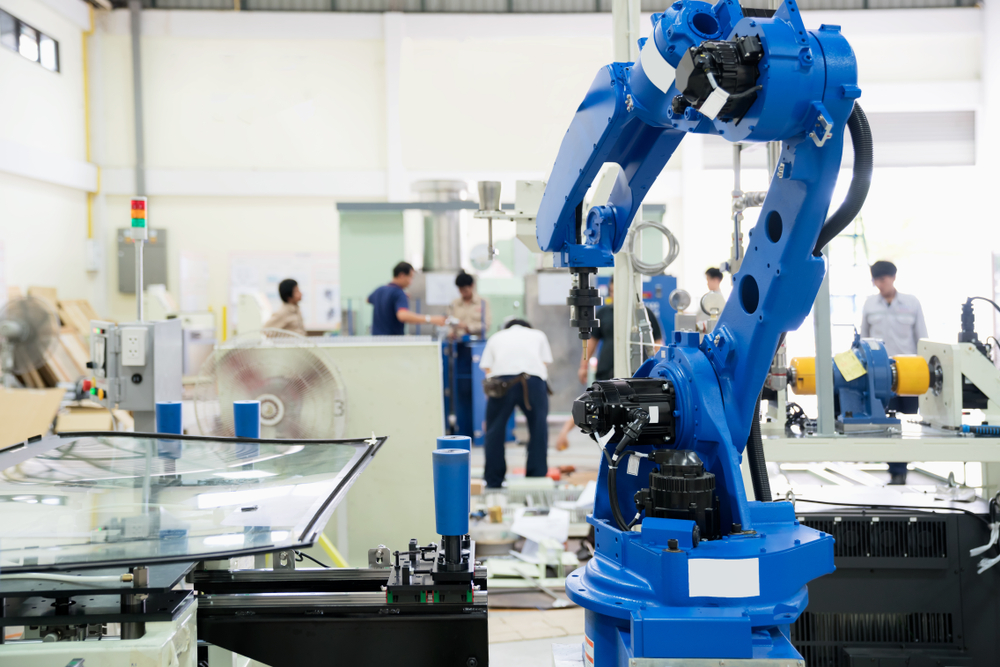 Rise of the machines at work - accidents at work - robotics